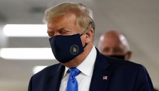 Трамп назвавши найважчій момент свого президентства »НОВИЙ ФОРМАТ