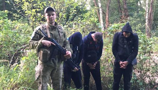 Студентів-нелегалів затримали на кордоні з ЄС