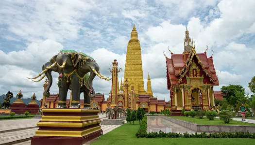 У Таїланді туристка «влаштувала жахливу сцену» у буддійському храмі