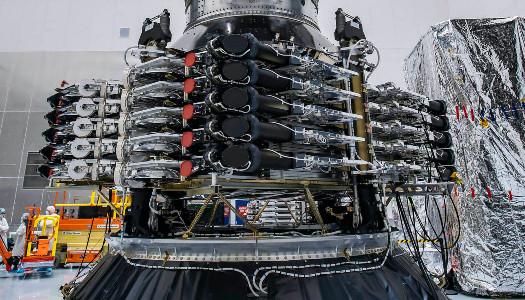SpaceX запустила чергову групу інтернет-супутників Starlink