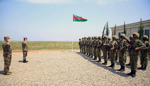 В Азербайджані стартували військові навчання