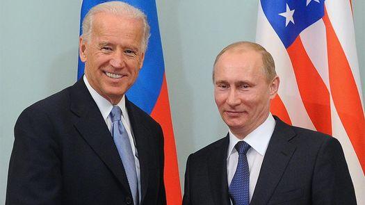 У Росії оцінили перспективу наступної зустрічі Путіна і Байдена