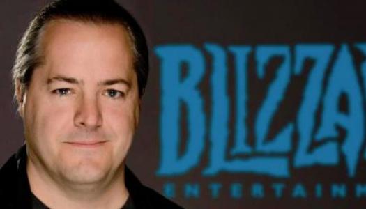 Глава Blizzard Аллен Брек звільнився на тлі скандалу з домаганнями