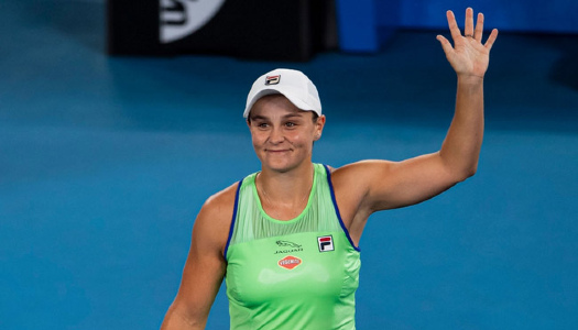 Перша ракетка світу Барті відмовилася брати участь в Підсумковому турнірі WTA