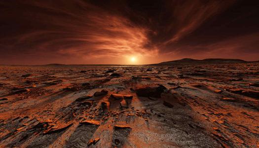 На Марсе обнаружили загадочные артефакты