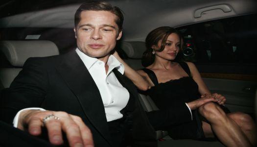 Анджелина Джоли запретила Брэду Питту видеться с детьми